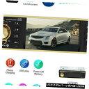 In-Dash 1Dinカーラジオカービデオプレーヤー4.1 '' HD MP5プ...