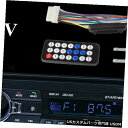 In-Dash 12VカーインダッシュBluetooth FM / SD / USB / AUX入力ラジオステレオレシーバーMP3プレーヤー 12V Car In-Dash Bluetooth FM/SD/USB/AUX Input Radio Stereo Receiver MP3 Player