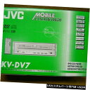 In-Dash NIB NOS JVC KV-DV7 DVD / CDインダッシュプレーヤー...