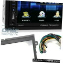 In-Dash 2008-10フォード250/350/450/55のBluetooth付きパワ...