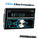 In-Dash BOSS AUDIO 850BRGB DOUBLE-DIN BLUETOOTH IN-DASH C...