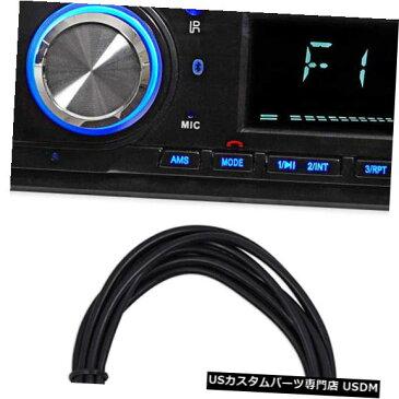 In-Dash Bluetooth MP3 USB / SD +ケーブル付きRockville RDM18インダッシュカーデジタルメディアレシーバー Rockville RDM18 In-Dash Car Digital Media Receiver w/ Bluetooth MP3 USB/SD+Cable