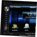 In-Dash Power Acoustik PD-651B 6.5? 2004/2006 SCION XA用...