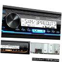 In-Dash Jvc Kd-X35MbsシングルDin Siriusxm Bluetooth In-Da...
