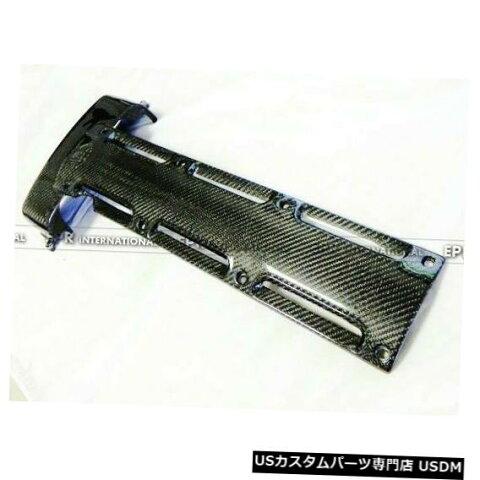 エンジンカバー トヨタMK4スープラ用カーボンファイバーエンジンコイルパックプラグカバー Carbon Fiber Engine Coil Pack Plug Cover For Toyota MK4 Supra