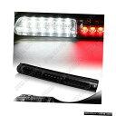 Tail light ブラック/スモークレンズ30-LEDサード3ブレーキス...