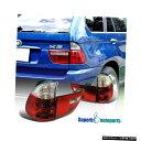 Tail light 2000-2006 BMW X5 E53テールライトブレーキランプ...
