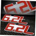 グリル 2X METAL BUMPER TRUNK GRILL FENDER EMBLEM DECALロ...