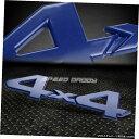 グリル 4X4 FENDER CAR被覆金属GRILL TRUNK EMBLEM DECALロゴ...