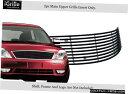 グリル Fits 2005-2007フォード・ファイブハンドレッドのロゴ...