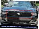グリル 2010-2012フォードマスタングブラックビレットグリル...