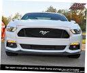 グリル 2015-2017フォードマスタングGTのロゴショーメインア...