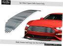 グリル Fits 2018-2020フォードマスタングV8 GTのみアッパー...