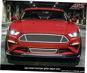 グリル Fits 2018-2020フォードマスタングV8 GTのみバンパー...