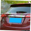 クロームメッキ ホンダHR-V2015 2016 2017 New Rear Door Tru...