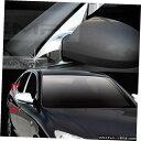 クロームメッキ Chrome Mirror Bracket Garnish Mirror Cover...