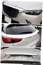 クロームメッキ fits 2016-2019 Mazda CX-3 Front Hood + Rea...