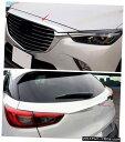 クロームメッキ Fits Mazda CX-3 2016-2020 Chrome Front Hoo...