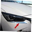 クロームメッキ Fit 2016 17 18 19 2020 Mazda CX-3 Chrome F...