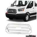 クロームメッキ For Ford Transit 150 2015-2020 Chrome Fron...