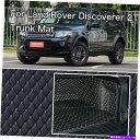 Cover Rear Trunk ランドローバーFreelander2のフルサラウン...