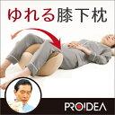 (クーポン)(寝返り運動 腰楽ゆらゆら)クッション 骨盤 腰...