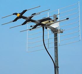 マスプロ UHFアンテナ LS5N
