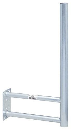 DXアンテナUHF平面・BSアンテナ用壁面取付金具MW30ZL(旧MHW-701)