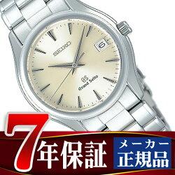 【SEIKOGRANDSEIKO】グランドセイコークオーツメンズ腕時計SBGX005