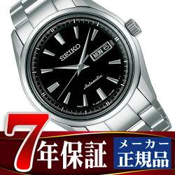 【SEIKOPRESAGE】セイコープレザージュ自動巻き手巻き付メンズ腕時計SARY057