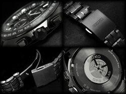 【SEIKOASTRON】セイコーアストロン第二世代ソーラーGPSクロノグラフメンズ腕時計SBXB009