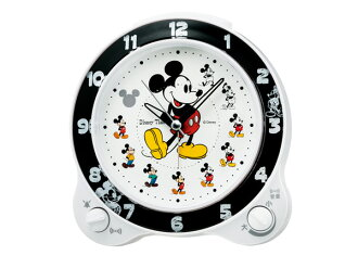 精工精工迪士尼時間鬧鐘 FD461W