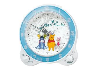 精工精工迪士尼時間鬧鐘 FD462W