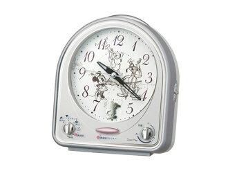 精工精工迪士尼時間鬧鐘 FD464S