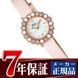 【JILLSTUART】ジルスチュアート腕時計レディースクォーツパールホワイトNJAM003