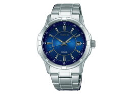 【SEIKOWIRED】セイコーワイアードニュースタンダードNEWSTANDARDソーラークロノグラフメンズ腕時計AGAD067