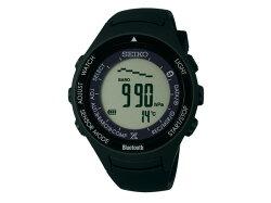 【SEIKOPROSPEXAlpinist】セイコープロスペックスアルピニストソーラー登山用Bluetooth通信ブルートゥースソーラー腕時計メンズ/レディースSBEK001