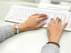 【SEIKO WIRED f】セイコー ワイアード エフ PAIR STYLE ペアスタイル クォーツ レディース 腕時計 AGEK424