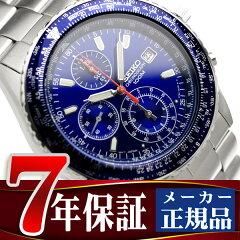 セイコー 腕時計 SEIKO 逆輸入セイコー パイロット クロノグラフ 海外モデル snd255p1 日本未発...