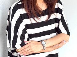 【おまけ付き】【MICHEL KLEIN】ミッシェルクラン SEIKO セイコー 腕時計 レディース ホワイト AJCT004