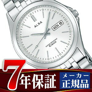 Seiko Alba standard screw-lock mens Watch Silver AIGT008
