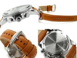 【逆輸入SEIKO】セイコーメンズアラームクロノグラフソーラー腕時計ブラック×グリーンダイアルキャメルブラウンレザーベルトSSC081P1
