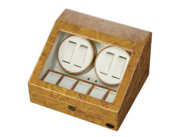 【LUHW】ローテンシュラーガー LED 自動巻き腕時計 高級ワインディングマシン ライトウッド LU30004RW:セイコー時計専門店 スリーエス