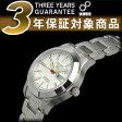 【逆輸入SEIKO5】セイコー 5 自動巻 手巻式 レディース 腕時計 ホワイトダイアル メタルベルト SYMD87K1【AYC】