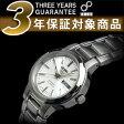 【逆輸入SEIKO5】セイコー 5 自動巻 手巻式 レディース 腕時計 ホワイトダイアル メタルベルト SYME39K1【AYC】