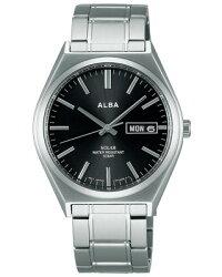【SEIKOALBA】セイコーアルバスタンダードモデルソーラー腕時計AEFD534AEGD536