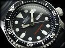 逆輸入SEIKO BLACK BOY セイコー ブラックボーイ ダイバーズ 自動巻き メンズ 腕時計 ブラックダイアル ブラックベゼル ウレタンベルト SKX007K
