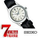 【正規品】セイコー ドルチェエクセリーヌ SEIKO DOLCEEXCELINE 薄型 ソーラー ペアウォッチ レディース 腕時計 チタン アイボリー SWCP009