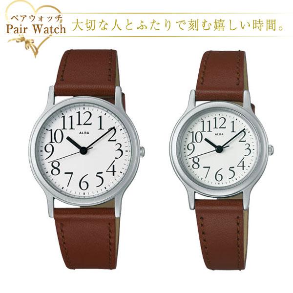 腕時計, ペアウォッチ  SEIKO ALBA AQGN403 AQHN403