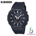 G-SHOCK Gショック カシオ CASIO メンズジーショック アナログ 腕時計 メンズ GA-2100-1AJF カーボンコアガード構造 【国内正規品】【送料無料】・・・